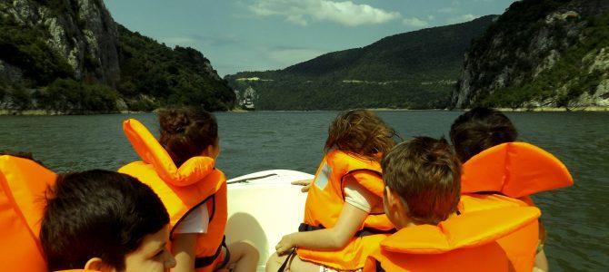 Plimbare cu barca in Cazanele Dunarii – De ce?!