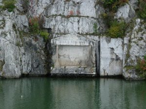 Tabula Traiana - Obiectiv turistic important din Cazanele Dunarii