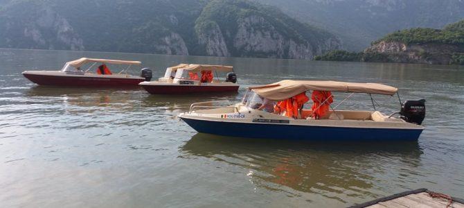 Sezon nou in Cazanele Dunarii – 2019